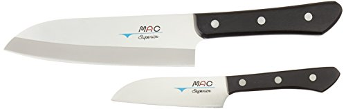 Mac Knife Superior Santoku Knife, Set of 2 by Mac Knife