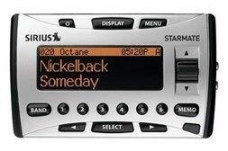 SIRIUS Starmate ST1 Plug-and-Play Satellite Radio Receiver by Sirius ()