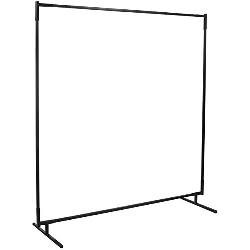 8' Slip Connector - Steiner 500-6X8 Protect-O-Screen Classic Welding Screen Frame, 6' x 8'