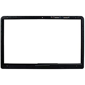 862644-001 Touch Screen Digitizer Glass Bezel For HP Pavilion X360 15-bk076nr