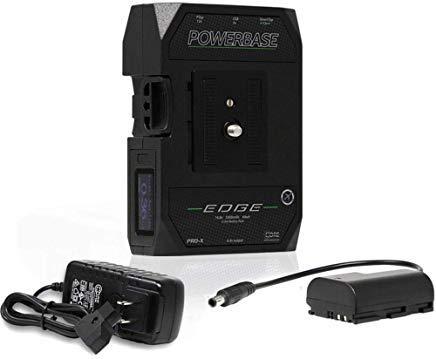 Core SWX Powerbase Edge Battery for Blackmagic Design Pocket Cinema Camera 4K (Best Small Pocket Camera)