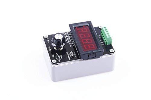 KNACRO Adjustable Current Voltage Analog Simulator, 0-20mA Signal  Generator, DC 0-10V 4-20mA Changeable Current Source for Valve Adjusting  PLC Panel