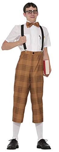 Forum Novelties Mr Nerd Men Costume Set]()