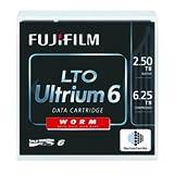 Fuji LTO Ultrium-6 16310756 2.5TB/6.25TB WORM
