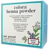 Colora Light Brown Henna Powder 16 oz FS0205