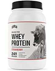 Levels 100% Grass Fed Whey Protein Concentrate