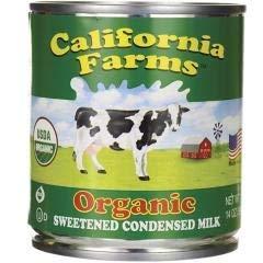 Organic Sweetened Condensed Milk (24-14 FZ) Organic Sweetened Condensed Milk