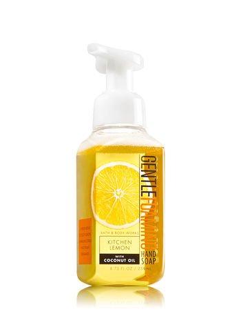 Kitchen Lemon Gentle Foaming Hand Soap ()