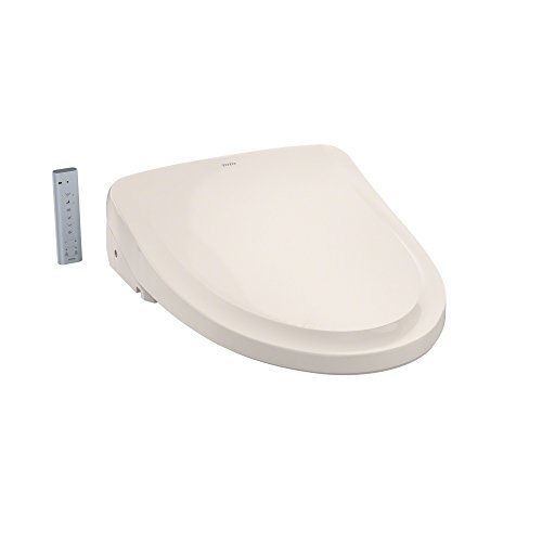 TOTO SW3044#12 S500e WASHLET Electronic Bidet Toilet Seat with EWATER+ and Classic Lid, Elongated, Sedona Beige