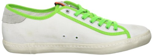 bianco T fuxia sneakers shoes Bianco TENDER donna 0806O Verde woman E D A IH0wwq