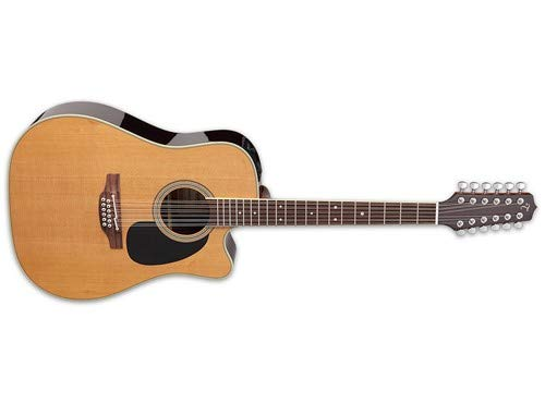- Takamine EF400SC TT 12-String Electric-Acoustic Guitar