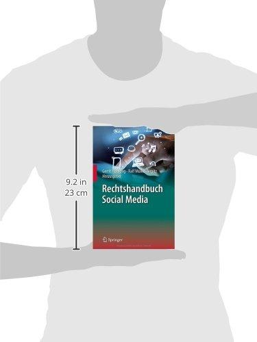 Rechtshandbuch Social Media (German Edition)