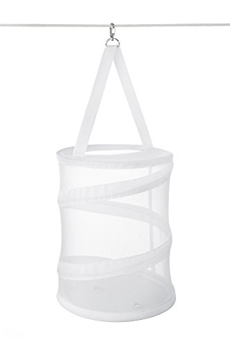 Whitmor Pop and Fold Clothespin Bag (Life Sized Stand)