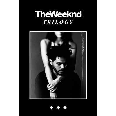 Poster 24x36 the weeknd trilogy music by postersuperstars