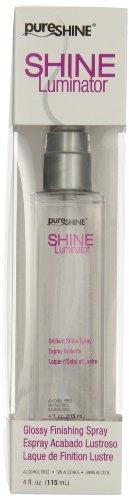 Pure Shine Shine Luminator 4oz Glossy Finishing ()