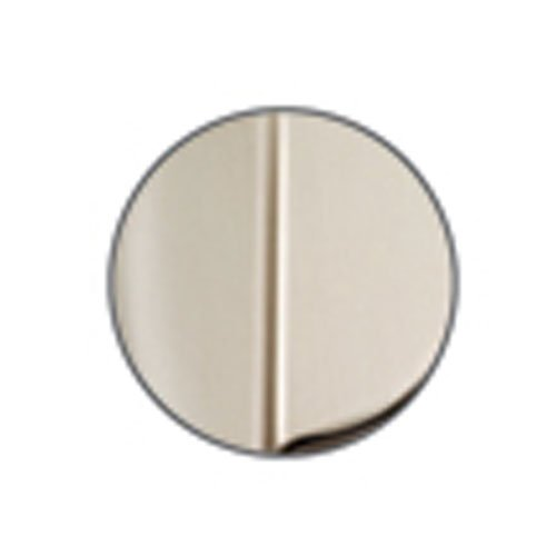 Jaclo 828-SN Round Top Touch Drain with Overflow, Satin Nickel new