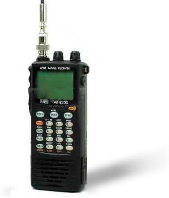 AOR 8200 MARK 3 ESCANER PORTATIL 500 KHz 3000 Mhz