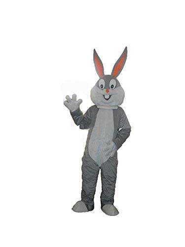 Alkem Easter Monday Rabbit Bugs Bunny Adult Mascot Costume
