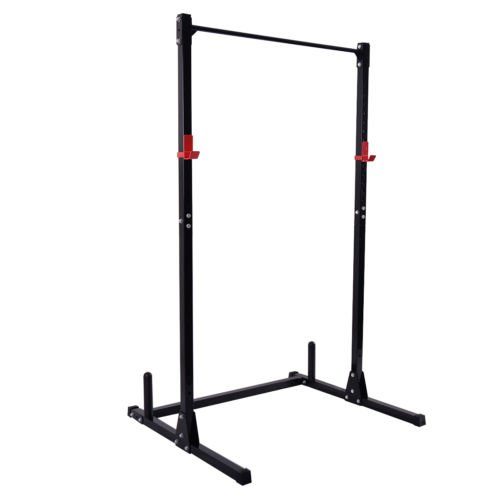 Lifting Squat Rack Bench Dead lift Curl Pull Up Cage Weight Strength Power Adjustable Stand