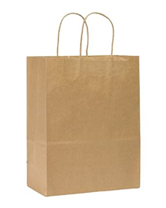 Amazon.com: Duro ID# 87124 Missy Shopping Bag 60# 100% Recycled ...