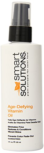 Smart Solutions Age Defying Vitamin Oil, 4 Fluid Ounce