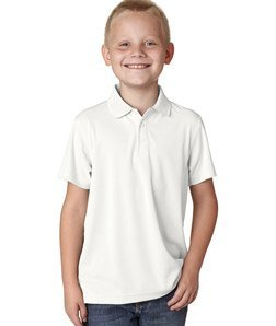 UltraClub youth Cool & Dry Mesh Piqué Polo (8210Y)
