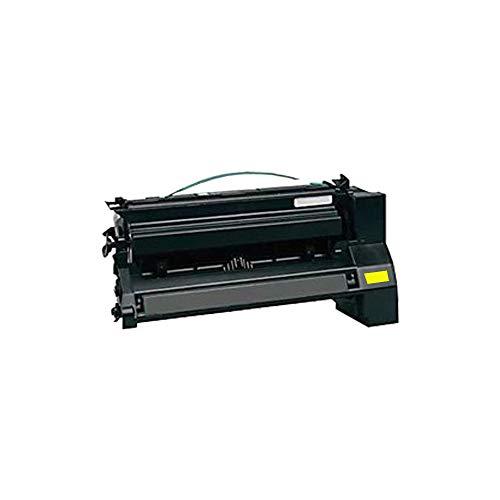 - Hehua Compatible Lexmark C7722YX Toner Cartridge Extra High Capacity Lexmark C772DN C772DTN C772N X772E - 1 Yellow