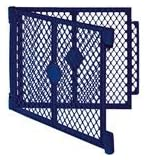 North States Superyard 2-Panel Classic Extension BLUE by North State