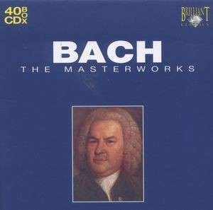 Bach: The Masterworks [Box (Delft Music Box)