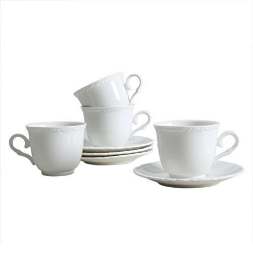 "{BIG SALE FOR VALENTINE}SOLECASA ""7.5-OZ/Set of 4"" Ceramic E"
