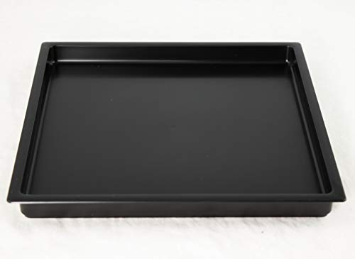 Japanese Square Plastic Humidity Trays for Bonsai Tree - 7.5