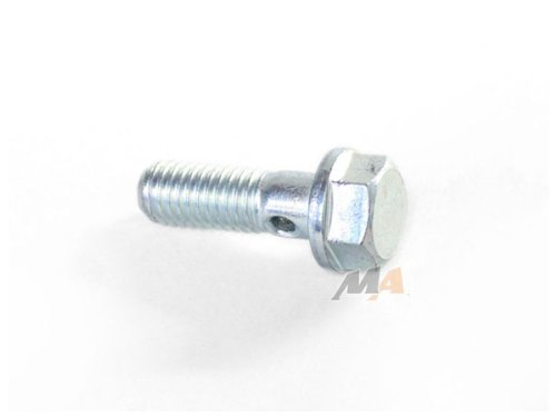 LB7 Fuel injector rail return line bolt at the cylinder head (NOT at the injector) - 2 per truck - Rail Cylinder Head