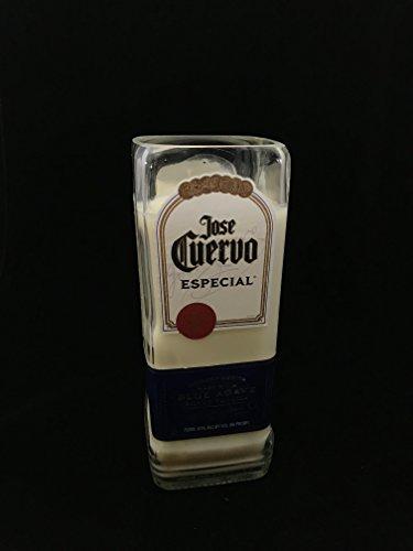 Salted Lime Margarita, Jose Cuervo, Soy Candle, Reclaimed Bottle, JOSE CUERVO, Handmade