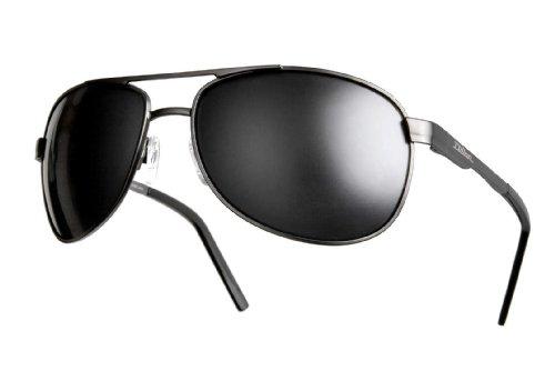 Dillon Optics Greasewood Sunglasses Black - Optics Aviator