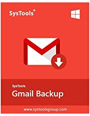 SysTools Gmail Backup (Email Delivery-No CD)