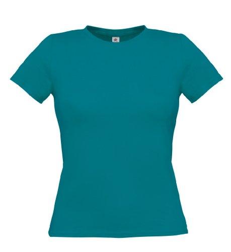 T-Shirt 'Women Only', Farbe:Diva Blue;Größe:XL XL,Diva Blue