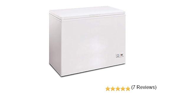Congelador Arcón INFINITON Horizontal (Blanco) CH-302 DC - A+ ...