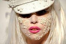 Lady Gaga Mouse Pad, Mousepad (10.2 x 8.3 x 0.12 inches)