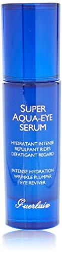 Guerlain Super Aqua Eye Serum Intense Hydration Wrinkle Serum Plumper for Unisex, 0.5 ()
