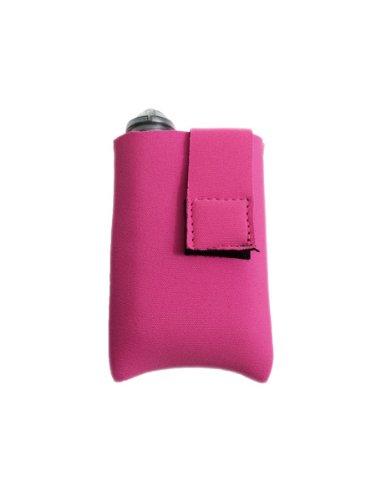 2mm Insulated Neoprene Insulin Pump Case (t:slim, Pink)