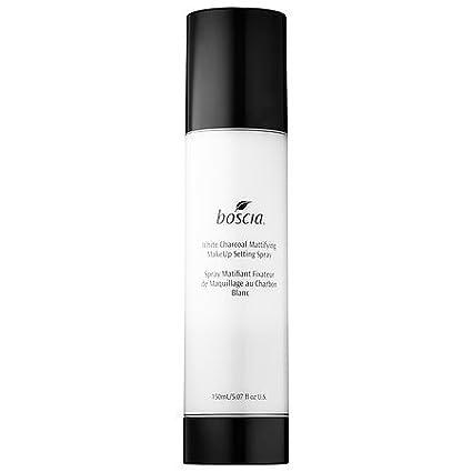 boscia White Charcoal Mattifying MakeUp Setting Spray by boscia