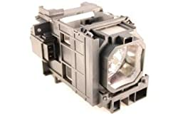 Nec Np3150 Projector Lamp Replacement Bulb With Housing High Quality Replacement Lamp