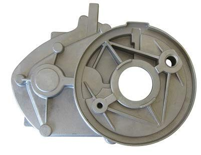 Crankcase Gear Cover - Gear Box Crankcase Assembly BN152QMI 150cc GY6 Scooter Moped
