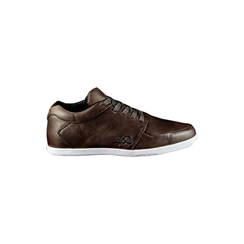 K1X Men's Textile fashion-sneakers 39 Eu Coffee/Schwarz/Weiss, used for sale  Delivered anywhere in USA