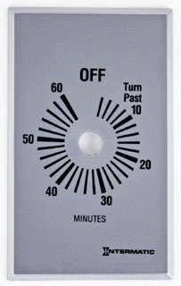 Intermatic FF60MP Timer Metal Plate For 60 Min. Device by Intermatic