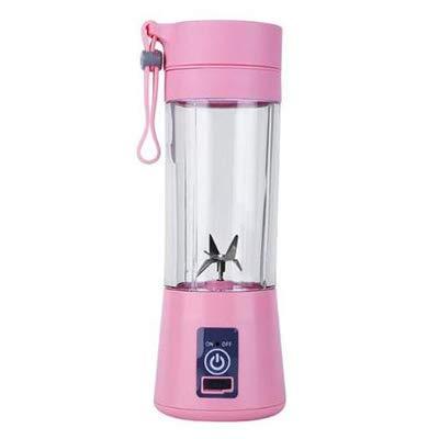 Amazon.com: WxB USB Charging 4 Blades Portable Juicer Juice ...