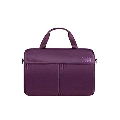 Lipault Paris City Plume 24 Hour Duffel Bag (Purple) by Lipault