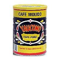 Cafe Yaucono Ground Coffee 10oz Can