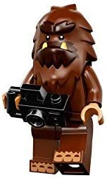 Lego Collectible Minifigures Series 14 (71010) Bundle: Square Foot, Gargoyle, Plant Monster, & Fly Monster