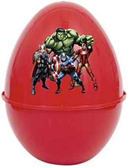 Ultr/àCart Avengers Super PASQUALONE SORPRESONE Uovo di Pasqua Contenitore con Gadget